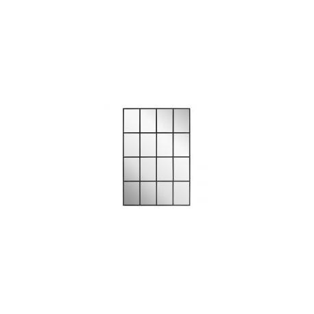 Espejo rectangular industrial grande
