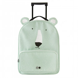 Maleta Travel Trolley Mr. Polar Bear