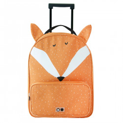 Maleta Travel Trolley Mr. Fox
