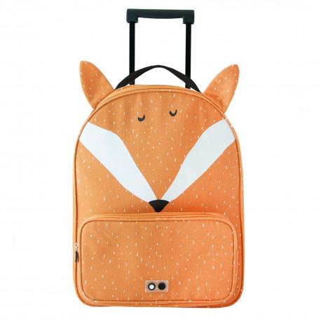 Mr. Fox Travel Trolley