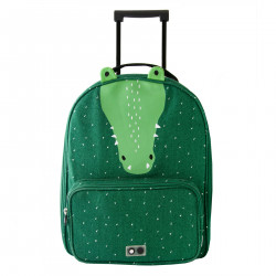 Maleta Travel Trolley Mr. Crocodile
