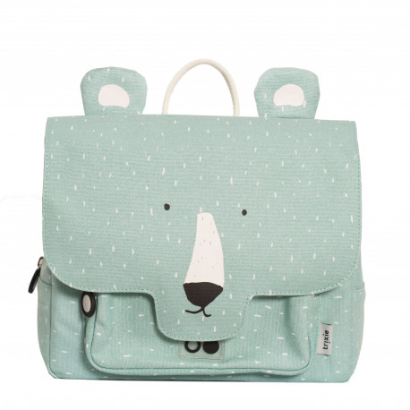 Mochila Rectangular Mr.Polar Bear
