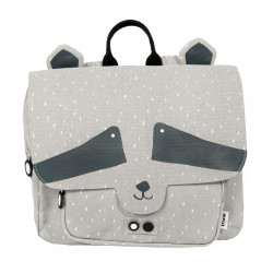 Mochila Rectangular Mr.Raccoon