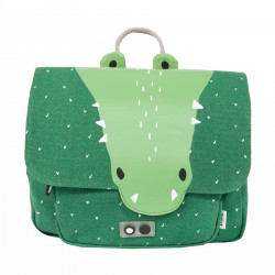 Mochila Rectangular Mr.Crocodile
