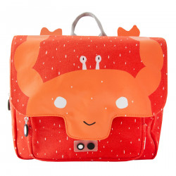 Mochila Rectangular Mrs.Crab
