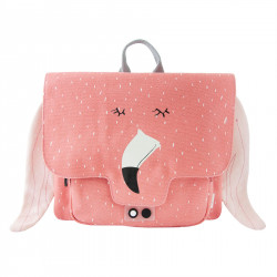 Mochila Rectangular Mrs.Flamingo