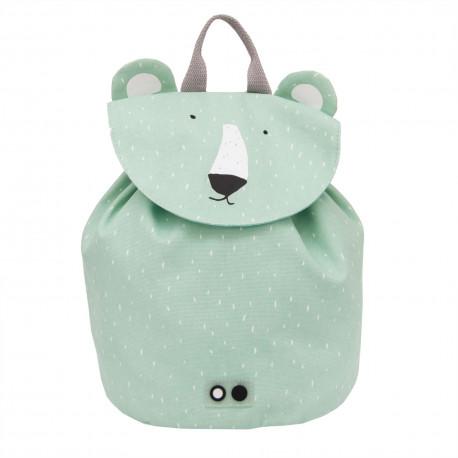 Mini mochila Mr.Polar Bear