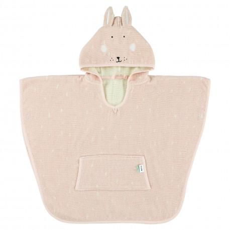 Toalla Capa Mrs:Rabbit