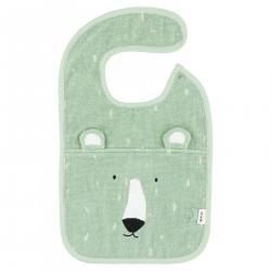 Babero Mr.Polar Bear
