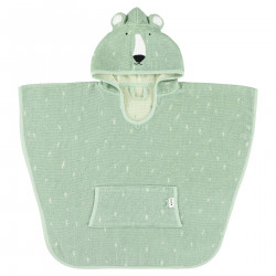 Poncho toalla Mr.Polar Bear