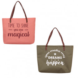 Bolso magical / dreams  50x10x35CM