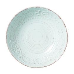 Plato de sopa Aqua